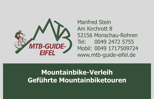 MTB-Guide-Eifel.de - DER Guide in der Eifel!