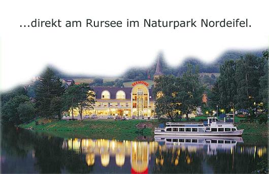 Hotel-seemoewe.de - ...direkt am Rursee im Naturpark Nordeifel